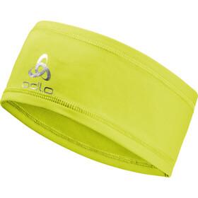 Odlo Polyknit Bandeau, safety yellow